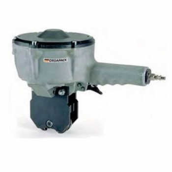 Orgapack OR-V 41 - Пневматический инструмент (пломбир) для скрепления стальной ленты 19, 25, 32 мм