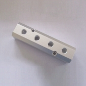 GIP-SM4BP - проходной разветвитель для пневмосистем.
