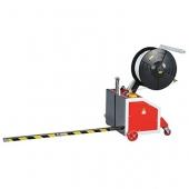 TP-202MV Mini Verti - передвижная машина для вертикальной обвязки