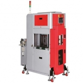 TP-702MGZ - автоматическая машина для упаковки журналов