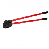 МУЛ-381Р - инструмент для скрепления ПЭТ ленты 19мм